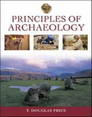 Cover of: Principles of Archaeology