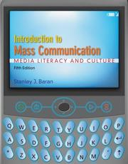 Cover of: Introduction to Mass Communication