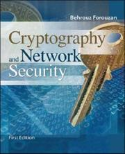 Cover of: Cryptography & Network Security (McGraw-Hill Forouzan Networking)