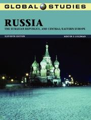Cover of: Global Studies
