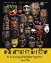 Cover of: Magic, Witchcraft, and Religion | Pamela Moro