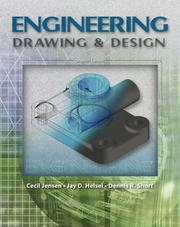 Cover of: Engineering Drawing And Design | Cecil H. Jensen