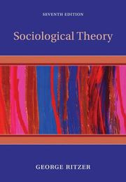 Cover of: Sociological Theory | George Ritzer