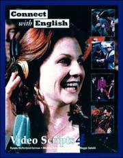 Cover of: Connect With English Video Script 4 | Pamela McPartland-Fairman