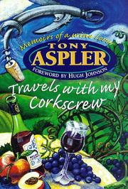 Cover of: Travels With My Corkscrew