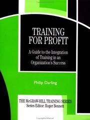 Training for Profit by Philip Darling