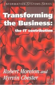 Cover of: Transforming the business