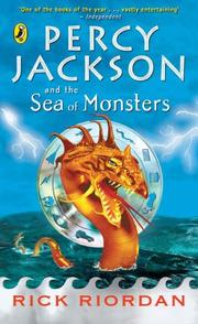 Cover of: Percy Jackson and the Sea of Monsters