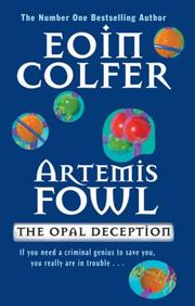 Cover of: The Opal Deception