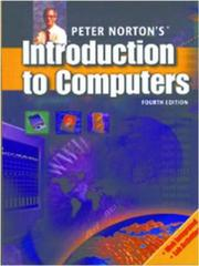 Cover of: Peter Norton's Introduction to Computers