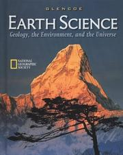 Cover of: Earth Science