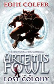 Cover of: Artemis Fowl The Lost Colony