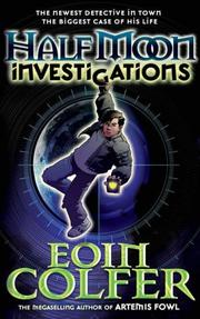 Cover of: Half Moon Investigations (SIGNED)