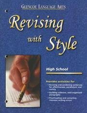 Cover of: Revising with Style | McGraw-Hill