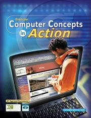 Cover of: Computer Concepts in Action, Student Edition | McGraw-Hill