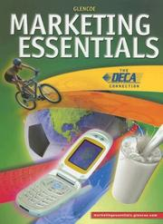 Cover of: Glencoe Marketing Essentials, Student Edition | McGraw-Hill