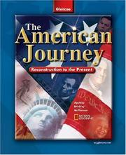 Cover of: The American Journey Reconstruction to the Present, Student Edition | McGraw-Hill