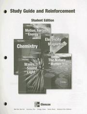 Cover of: Glencoe Science by McGraw-Hill