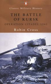 Cover of: The Battle of Kursk