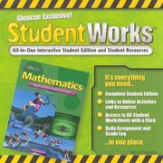 Cover of: Mathematics | McGraw-Hill