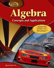 Algebra by McGraw-Hill