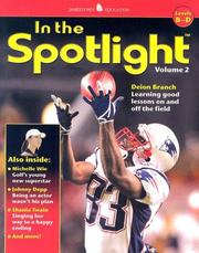Cover of: In the Spotlight