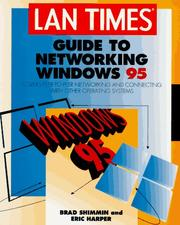 Cover of: LAN times guide to networking Windows 95
