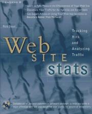 Cover of: Web Site Stats