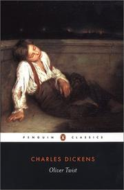 Cover of: Oliver Twist, or, The parish boy's progress | Nancy Holder