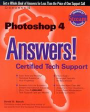 Cover of: Photoshop 4 answers!: certified tech support