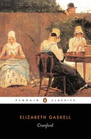 Cover of: Cranford (Penguin Classics) by Elizabeth Cleghorn Gaskell, Patricia Ingham