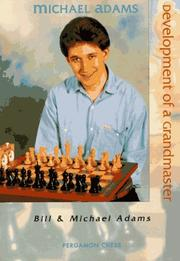 Cover of: Michael Adams | Bill Adams