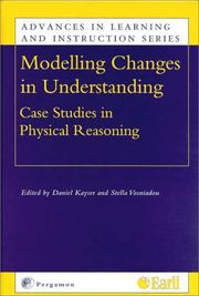 Cover of: Modelling changes in understanding |