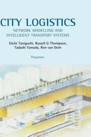 Cover of: City Logistics |