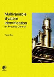 Cover of: Multivariable System Identification For Process Control | Y. Zhu