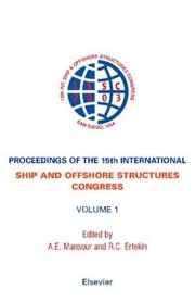 Cover of: Proceedings of the 15th International Ship and Offshore Structures Congress |