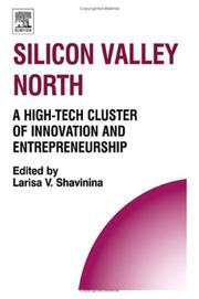 Cover of: Silicon Valley North | Larisa V Shavinina