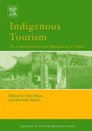 Cover of: Indigenous Tourism |