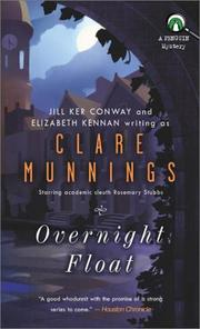 Cover of: Overnight Float (Penguin Mysteries) | Elizabeth Kennan