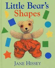 Cover of: Little Bear's Shapes