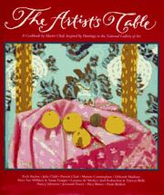 Cover of: The artist