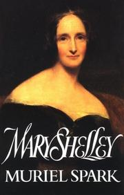 Cover of: Mary Shelly (Biography & Memoirs)