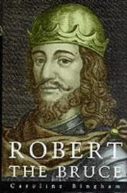 Cover of: Robert the Bruce