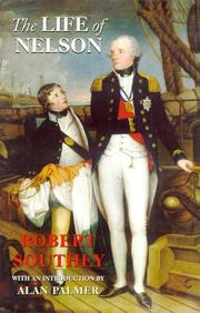Cover of: The Life of Nelson