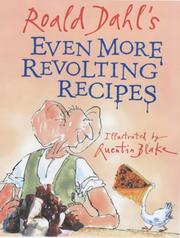 Cover of: Even More Revolting Recipes