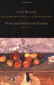Cover of: New and selected poems, 1974-2004