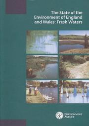Cover of: The state of the environment of England and Wales |