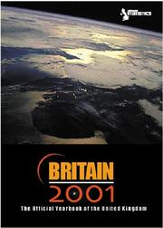 Cover of: Britain 2001 | Office for National Statistics