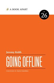 Cover of: Going Offline by Jeremy Keith