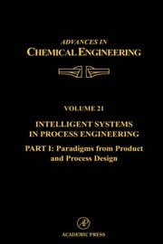 Cover of: Intelligent Systems in Process Engineering, Part I |
